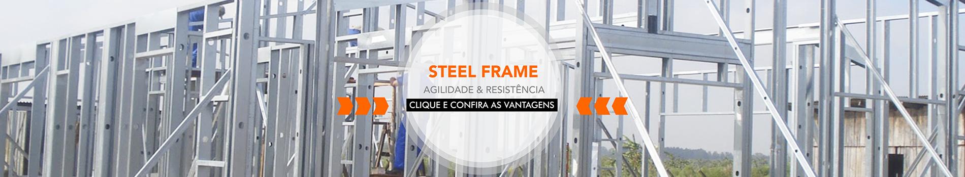 Aqui na Artesana você encontra: Steel Frame