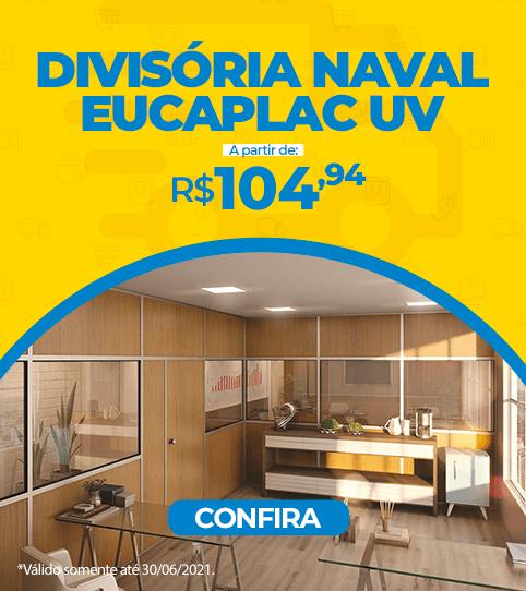 Divisória Naval Eucaplac UV