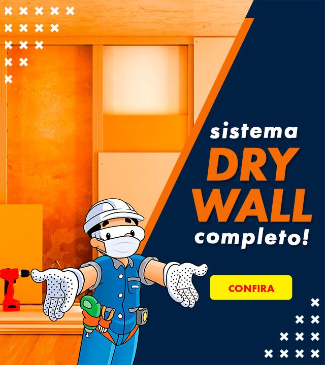 Sistema Drywall - Artesana