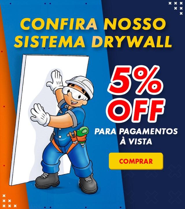 Sistema Drywall Mobile