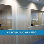 Kit Porta Eucatex MSO Completa