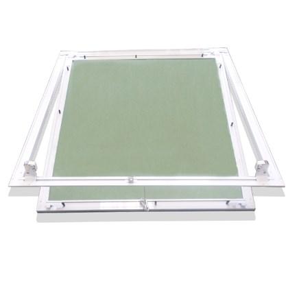 al ap o de acesso drywall 600 x 600 mm. Black Bedroom Furniture Sets. Home Design Ideas