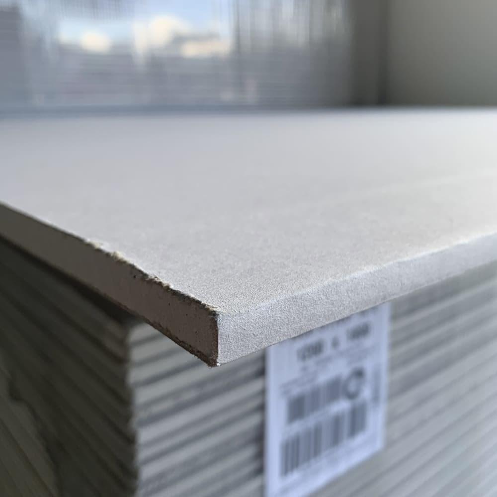 Chapa de Gesso Drywall Standard 1200 x 2400 x 6,5 MM