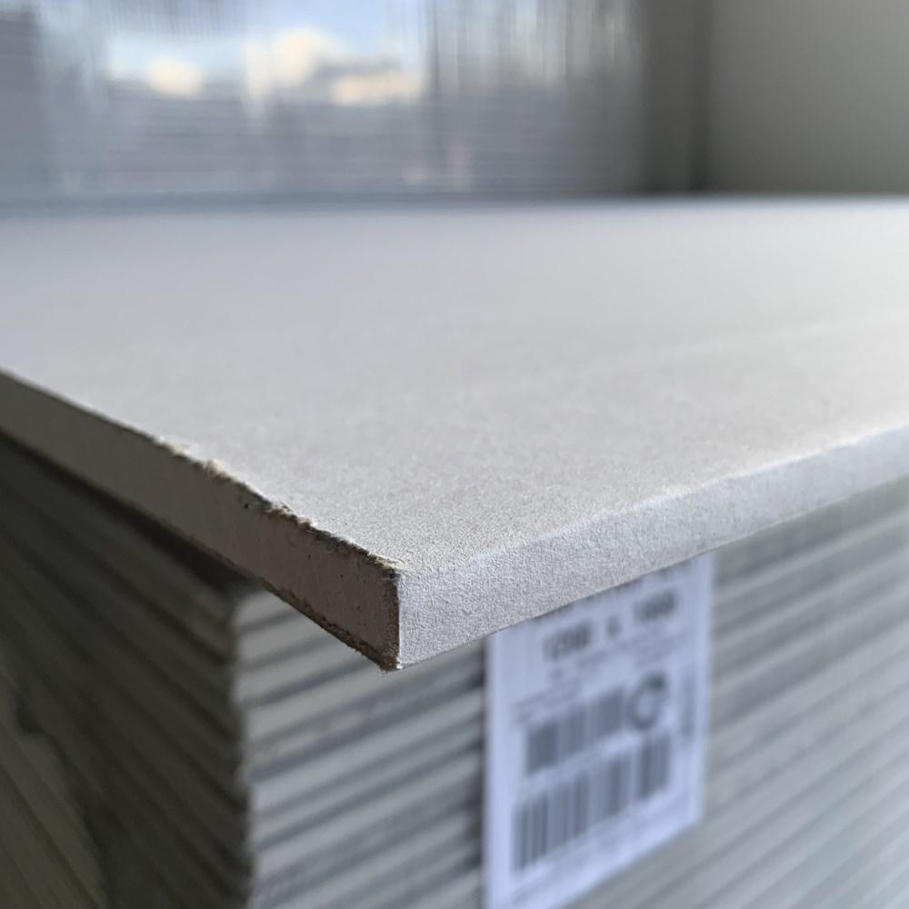 Chapa de Gesso Drywall Standard Lev 1200 x 1800 x 12,5 MM Placo