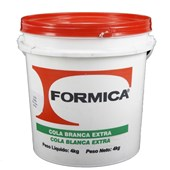 Cola Branca PVA 4kg Formica