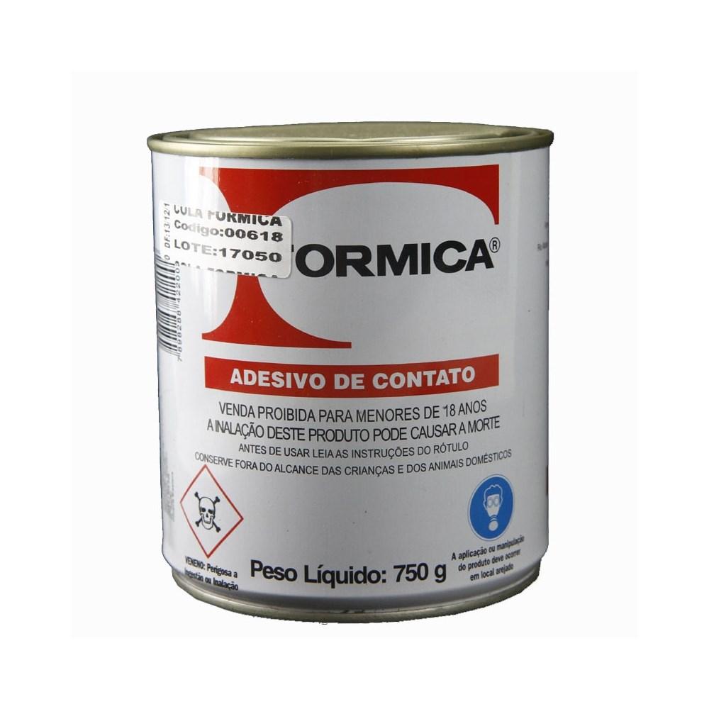 Cola de Contato Galão 0,750 kg Formica