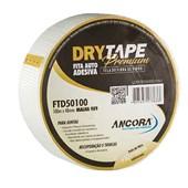 Fita Telada Drytape Premium 48 MM x 100 M - FTD50100 - Ancora