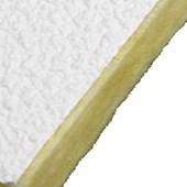 Forro Lã de Vidro Isover Forrovid Boreal Lay-In 15 x 625 x 1250 mm (Caixa) cor branco