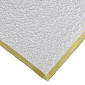 Forro Lã de Vidro Isover Forrovid Boreal Lay In 20 x 625 x 1250 mm (Caixa) cor branco