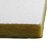 Forro Lã Vidro Forrovid Boreal Lay-in T24 25 x 1250 x 625 mm Isover (Caixa)