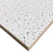 Forro Mineral Fine Fissured Lay-in T24 16 x 1250 x 625mm Armstrong Ceilings (CAIXA)