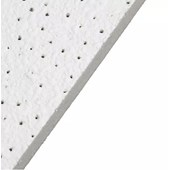 Forro Mineral Scala Lay-in T24 14 x 625 x 625 MM Armstrong Ceilings (Caixa)