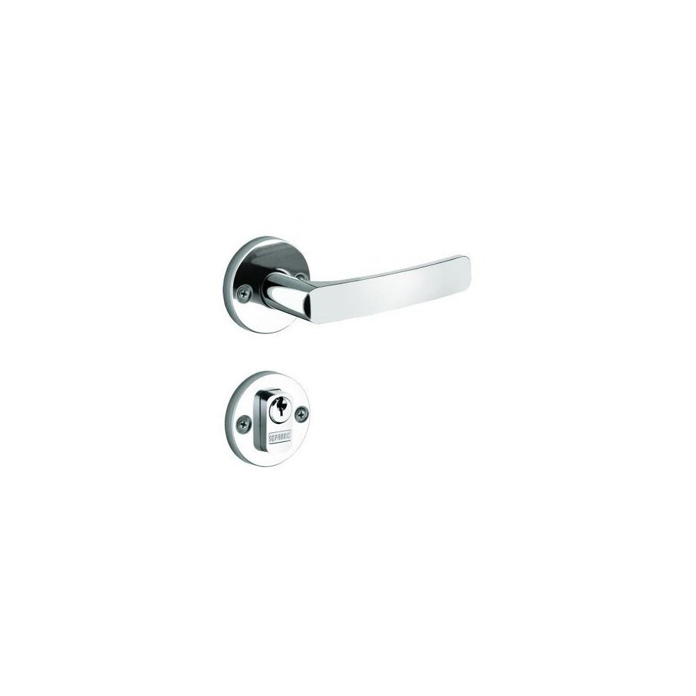 Kit Porta Completa com Guarnição para Drywall 2100 x 620 x 75 MM Abertura para Esquerda - Eucatex