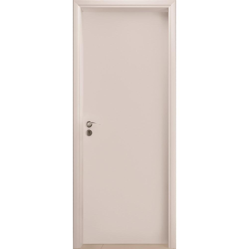 Kit Porta Completa com Guarnição para Drywall 2100 x 620 x 95 MM Abertura para Direita - Eucatex