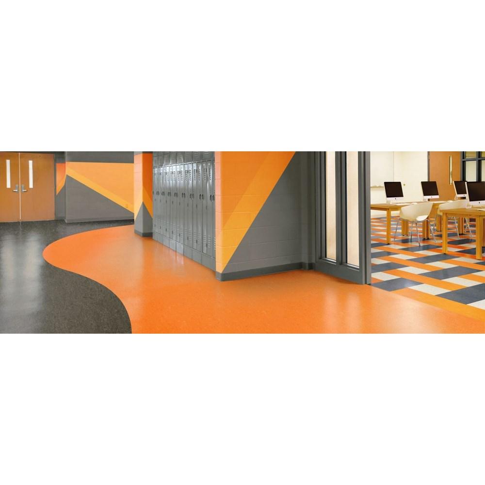 Linoleum Colorette LPX Banana Yellow - 131-001 - Rolo 60m² - Armstrong