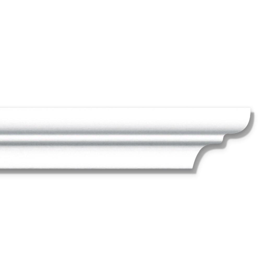 Moldura Poliestireno Homestar S35 - 35mm x 35mm x 2,02m