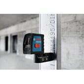 Nível laser de linhas GLL 2-15 - Profissional - Bosch