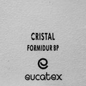 Painel Eucatex BP Plus MSO 35 x 1202 x 2110 mm Cor Cinza Cristal