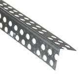 Perfil Drywall Cantoneira Perfurada 23 x 23 x 3000 mm