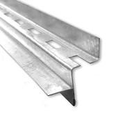 Perfil Drywall Tabica Perfurada Galvanizada RF 48 x 30 x 3000 mm