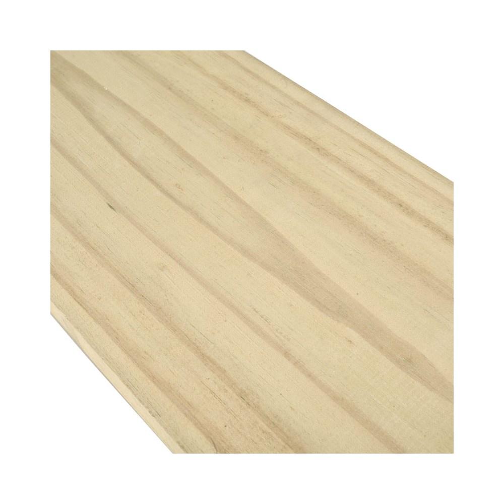 Reforço de Madeira Tratada para Drywall 22x200X600MM