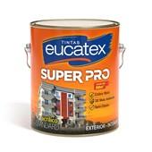 Tinta Acrílica Super Pro para Exterior e Interior Branco 3,6L - Eucatex Tintas