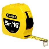 Trena Manual de 5 Metros com Régua de 16mm - Stanley
