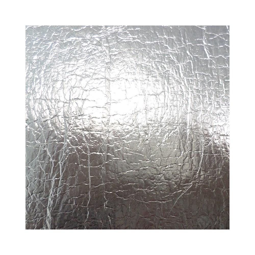 Véu de Vidro Aluminizado M²